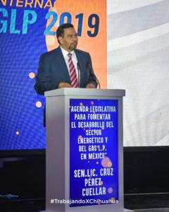 Sen. Cruz Pérez Cuéllar